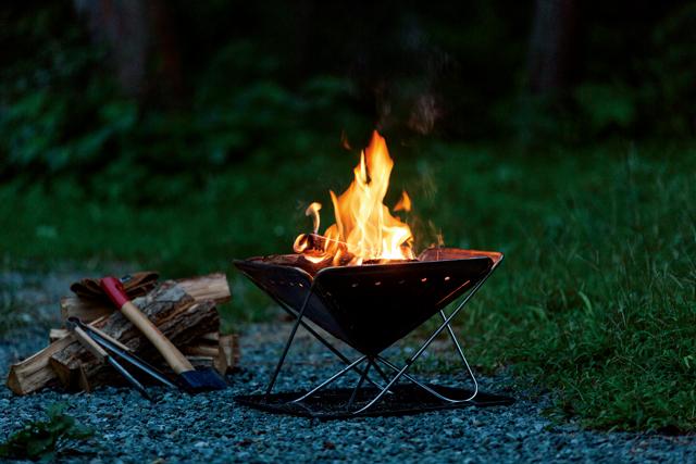 台 おすすめ 焚き火