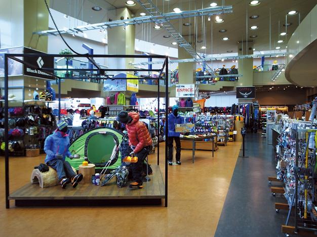 カモシカスポーツ横浜店