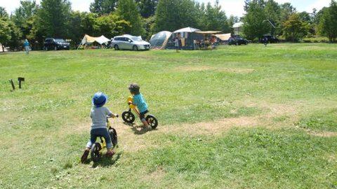 子供キャンプ1