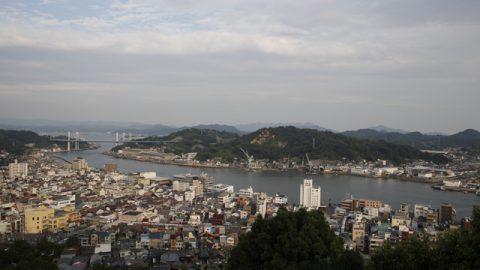 千光寺公園からの眺め