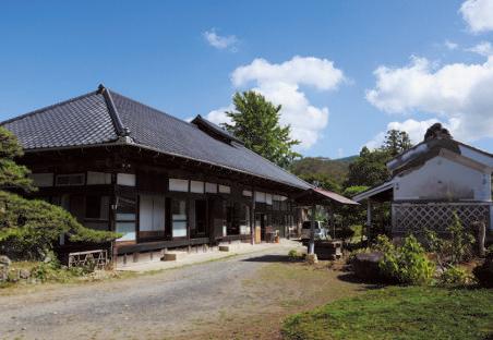 古民家という選択もあり。写真は茨城県常陸 太田市にある築約150年の家。