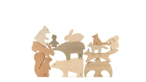 オークヴィレッジ,森のどうぶつみき,知育玩具,絵本作家,スギヤマカナヨ