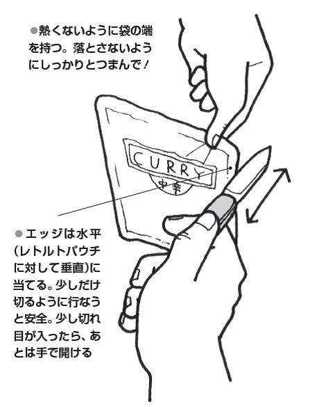 ナイフA5