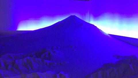 ⑨富士山青