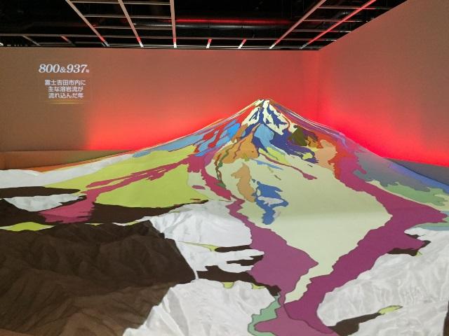 ⑩富士山溶岩流