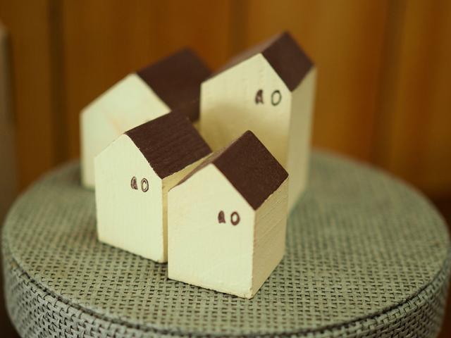 aoの代官山のお店はこんな切妻屋根の一軒家だそう。