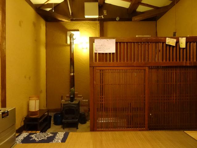 この日は他にゲストがいなかったので、広々と個室を使わせていただきました~♪