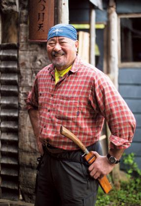 遠藤ケイさん。1944年、新潟県生まれ。日本の民俗や生活技術の取材をライフワークとする。著書に『男の民俗学』(小学館)、『熊を殺すと雨が降る』(筑摩書房)、『道具術』(岩波書店)ほか。