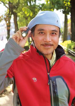 1959年、東京生まれ。アウ トドアグッズ、時計、眼鏡な ど幅広く精通しさまざまな雑 誌で執筆。著書に『アウトド ア用具のメンテナンス』(地球 丸)『時計店の詞』(PACO)。