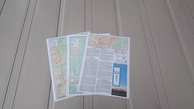 メイン州の分かりにくい地図とガイド