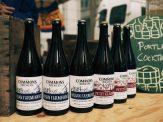 Commonsのクラフトビールは、ヨーロ ピアンビールに似たさっぱり味。こって りとした料理との相性もバッチリ!