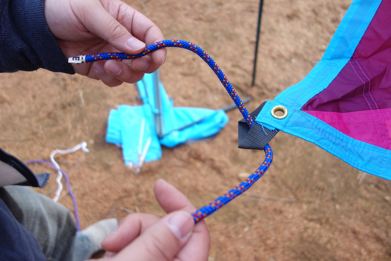 ロープ 結び方 首吊り ハングマンズノット:図解!ひも・ロープの結び方