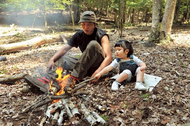 火をおこせる男になりたい!ブッシュクラフト達人の「超絶たき火術」。