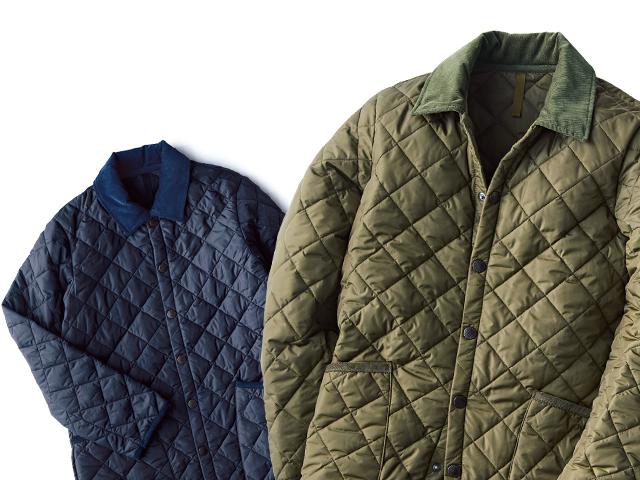 「バブアー」のジャケット