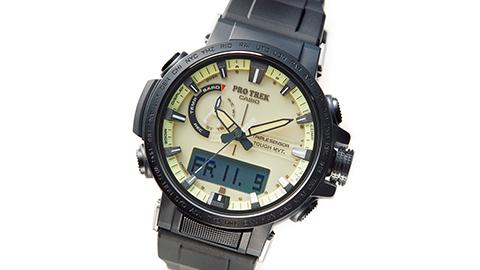 52f512c165 多機能腕時計・プロトレックの新色×コンパクトモデル 手首の動きを妨げず、アクティブに動ける!