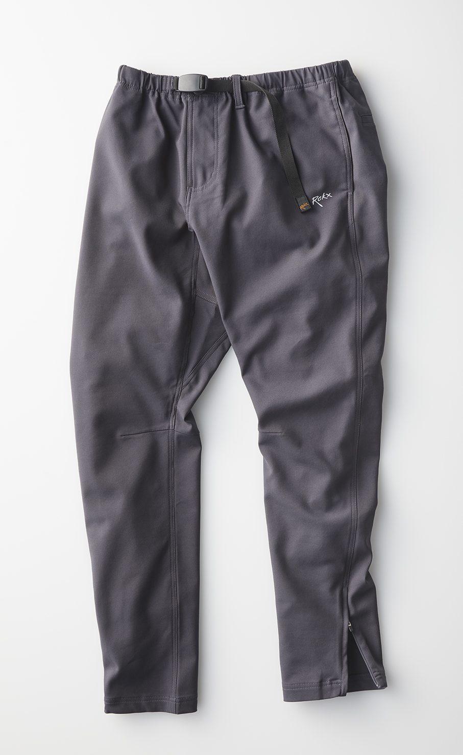 山でも町でも履けるトレッキングパンツをお探しですか?|BE,PAL