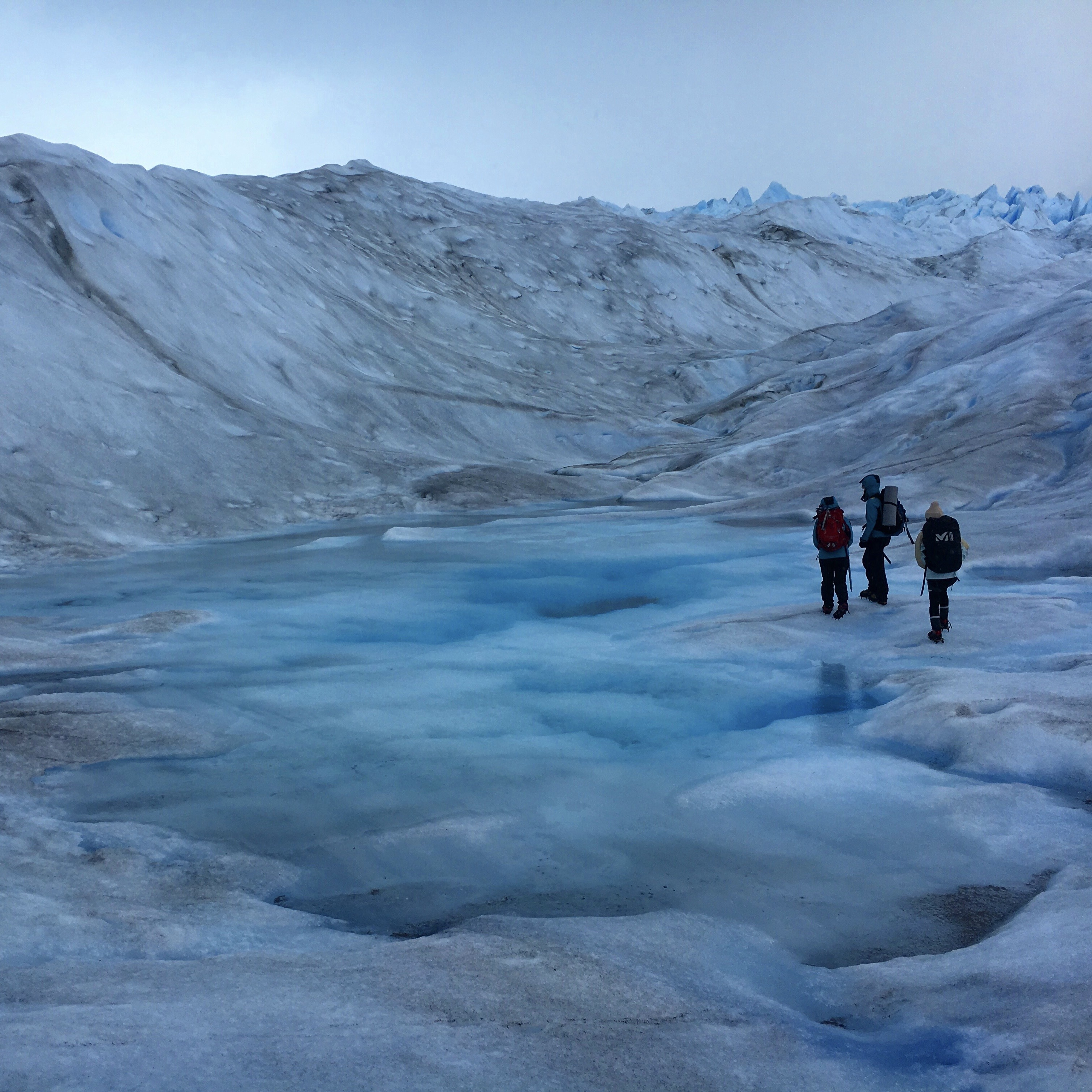 ペリトモレノ氷河2