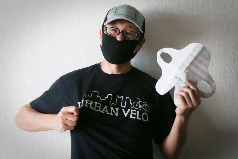 マスク ダウンロード 手作り 型紙 無料