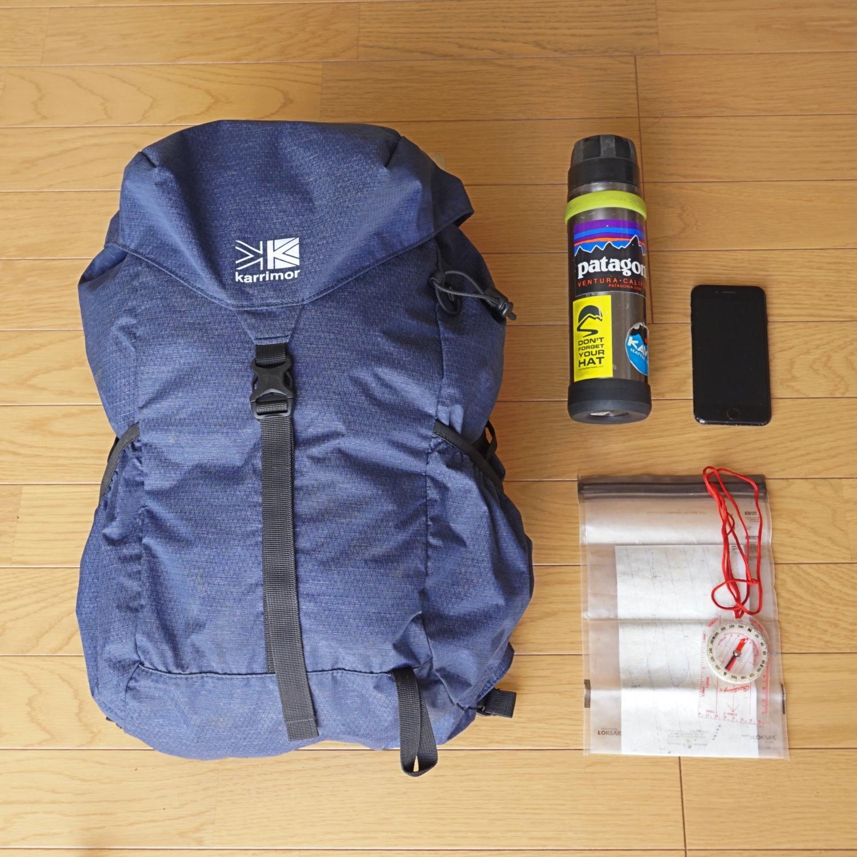 登山 基本装備